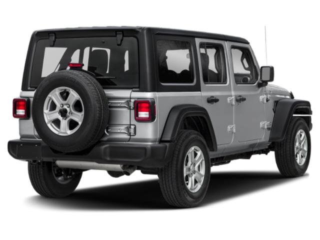 New 2020 JEEP Wrangler Willys